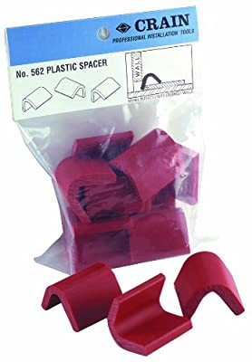 Crain 562 Plastic Plank Spacers, 10-Pack