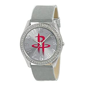 Houston Rockets Ladies Watch - Designer Diamond Watch by Game Time