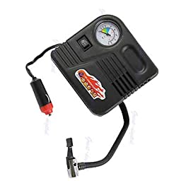 Car 12V Pump Air Compressor Tire Inflator Tyre Airbeds Tool 150PSI Auto Electric