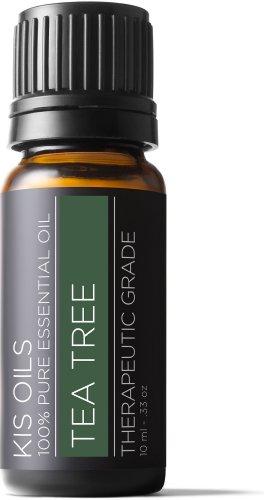 Tea Tree Oil (Melaleuca)100% Pure Essential Oil Therapeutic Grade-australian 10 Ml (Tea Tree, 10ml) (Heated Scented Oil compare prices)
