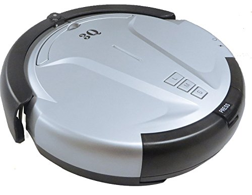 Review RVC007 Robotic Vacuum Cleaner Automatic Smart Robot With Remote Control