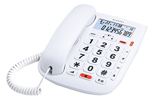 Téléphones à grosses touches et son amplifié Alcatel 3700601415391 ... e3de1a26ab07