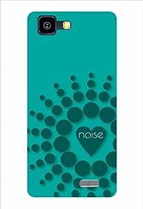 Noise Pastel Printed Cover for Karbonn Titanium Dazzle 2 S202