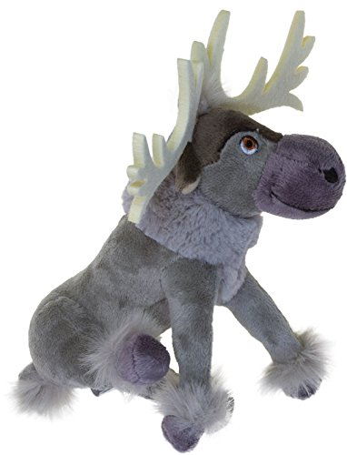 "Sven: ~8"" Frozen Talking Bean Plush - 1"