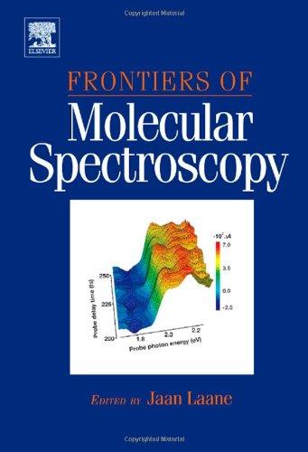 Frontiers Of Molecular Spectroscopy