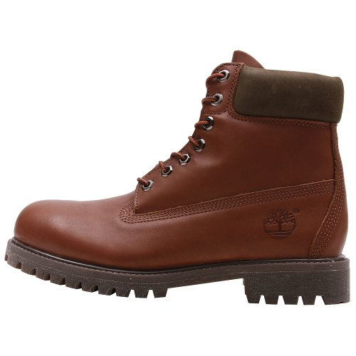 Timberland Classic 6 Inch Premium Oiled Waterproof Boots [11066] Brown Mens Shoes 11066