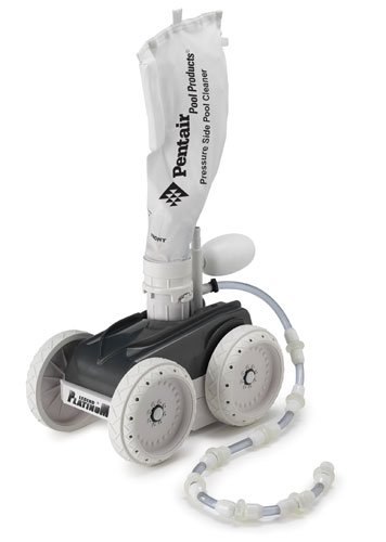 Pentair LL105PM, Pentair Legend Less Pump In Ground Auto Pool Cleaner Grey Pressure Side Letro