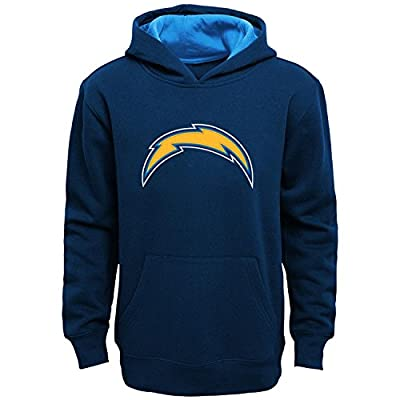 "San Diego Chargers Youth NFL ""Primary"" Pullover Hooded Sweatshirt"