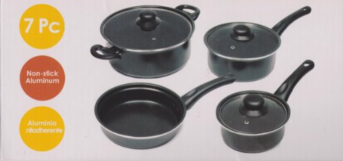 IMUSA Basics 7-Piece Cookware Set