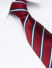 Ultimate Performance Pure Silk Woven Striped Tie