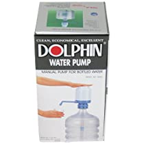 Dolphin Manual Water Pump (Free Shipping) Quantity in Basket: None Code: P0100 Our Low Price: $29.95