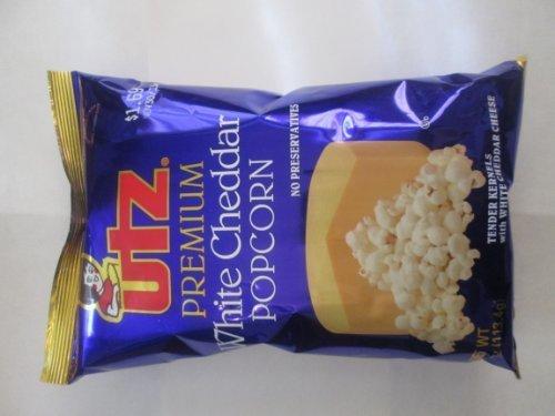 UTZ White Cheddar Popcorn 4 Oz. Bag Case of 12 by UTZ (Utz Cheddar Popcorn compare prices)