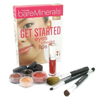 bareMinerals Get Started - Eyes, Cheeks, Lips - Medium/Tan