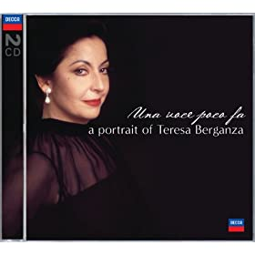 Una voce poco fa - A Portrait of Teresa Berganza (2 CDs)