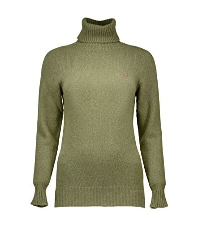 Fred Perry Pullover grün