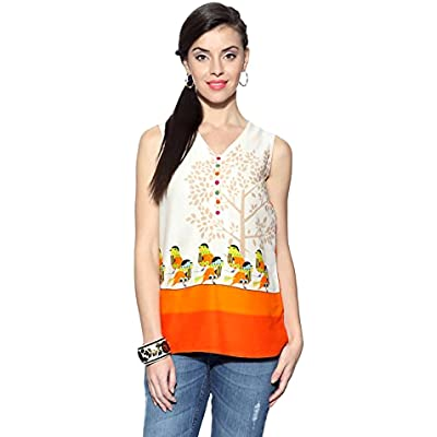 Ladies Tops - Buy from the huge collection of Tops for Women Online from Vero Moda, AND, DressBerry, ESPRIT, MANGO, ONLY and other top brands. Shop for floral, striped, dyed, embroidered and more such patterns of Ladies Tops from Myntra Fashion Store Online Shopping Avail Discounts ranging from 20% to 60%.