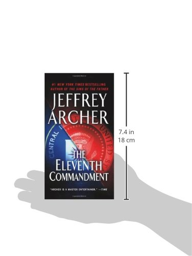 a review of the eleventh commandment by jeffrey archer