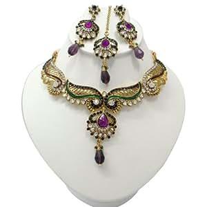 ... Indian Women Wear Bridal Wedding Costume Jewellery Gift: Amazon.co.uk