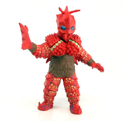 Ultraman Mini Figures - Part 8 - Ultraman Monster - A (Red) - 1
