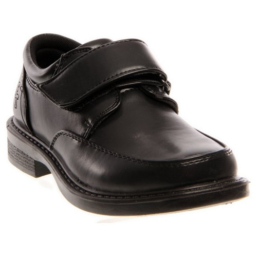 French Toast Mikey Loafer (Toddler/Little Kid/Big Kid),Black,2 M Us Little Kid front-1063498