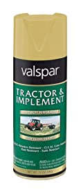 Valspar (5339-15-6PK) International Harvester White Tractor and Implement Spray Paint - 12 oz., (Pack of 6)