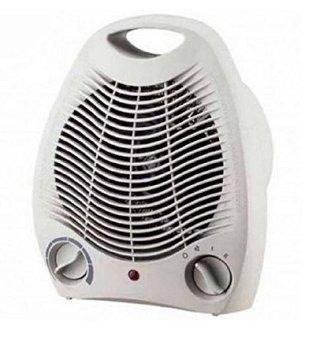 CALDOBAGNO TERMOVENTILATORE STUFA ELETTRICA VENTILATA 2 potenze con termostato ambiente