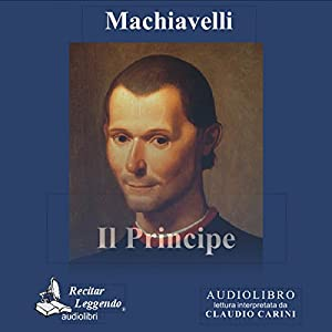 Il Principe [The Prince] Audiobook