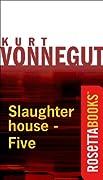 Slaughterhouse-Five by Kurt Vonnegut cover image