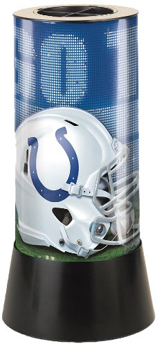 NFL Indianapolis Colts Rotating Lamp at Amazon.com