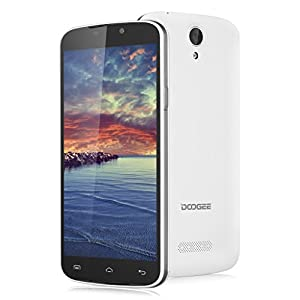 Doogee X6 - Smartphone libre Android 3G (Pantalla 5.5