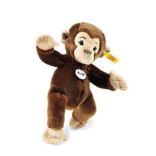 Steiff Koko Chimpanzee Plush, Brown