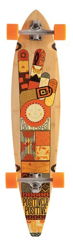 goldcoast-origin-completo-longboard-brown-one-size