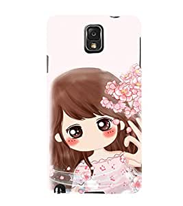 Ebby Premium Printed Mobile Back Case Cover With Full protection For Samsung Galaxy Note 3 I9000 (Designer Case)