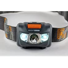 Bonfire Vanguard Headlamp - 260 lumen multi-purpose Cree LED- 3xAAA Batteries