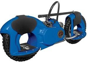 Xcite Bike - 49cc Two Wheel Personal ATV, Blue