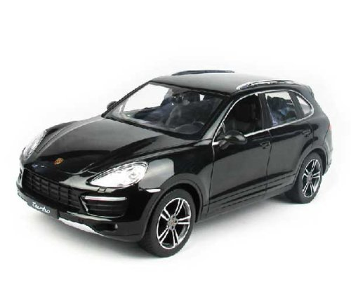 Review RASTAR 1/14 13.4in RC Car Radio Control Porsche Cayenne Car Toy-Black  Best Offer