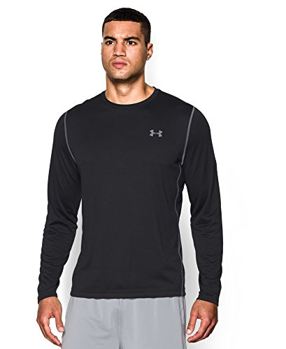Under armour men 39 s ua tech long sleeve t shirt for Men s ua locker long sleeve t shirt