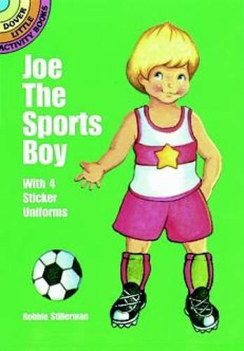 Joe-the-Sports-Boy-With-4-Sticker-Uniforms-Dover-Little-Activity-Books-Paper-Dolls