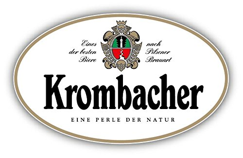 krombacher-beer-logo-car-bumper-sticker-decal-14-x-85