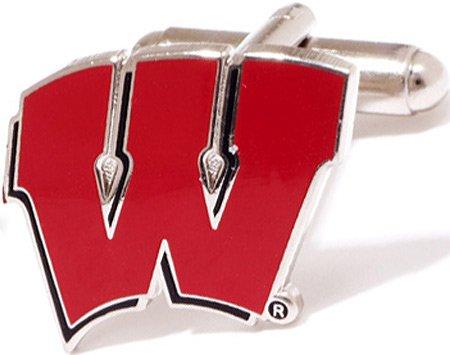 Cufflinks Inc Men'S Wisconsin Badgers,Red,Us