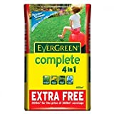 Value Pack of 2 - Evergreen Complete 4 in 1 Feed, Weed and Mosskill (800 sqm total) - SAVE ON POSTAGE