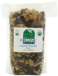 Braga Organic Farms Trail Mix, 2 Pound by Braga Organic Farms