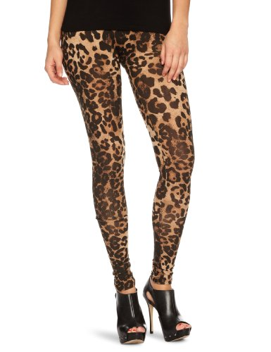 AX PARIS Leopard Print Women's Leggings