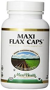 Maxi Flax Capsules, 90-Count