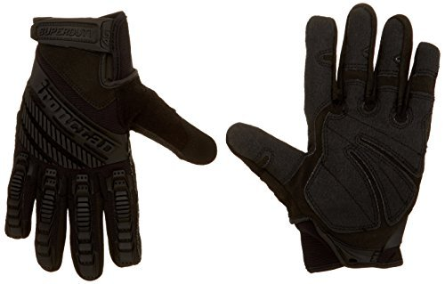 Ironclad SDG2B-03-M, Super Duty 2 - Blackout - Glove, Black, M by Ironclad (Ironclad Super Duty Gloves compare prices)