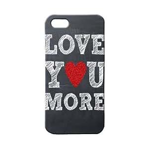 BLUEDIO Designer 3D Printed Back case cover for Apple Iphone 4 / 4S - G3634