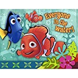Finding Nemo Party Invitations 8 in Pack