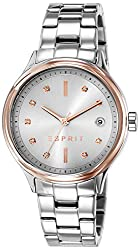 Esprit ES Caroline Analog Silver Dial Womens Watch - ES108552001