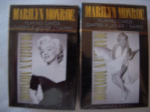 Marilyn Monroe Playing Cards - 1