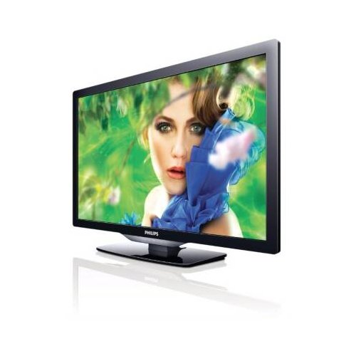 Philips 22PFL4507 22 720p LED TV HDTV 1366x768 16:9 HDMI/VGA/USB Surround Sound Dolby Digital Speaker Media Player